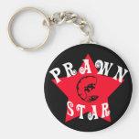 Prawn Star Advanced Keychains