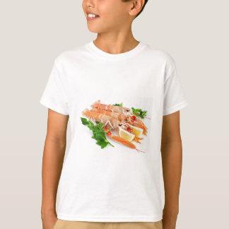 prawns with lemon and parsley T-Shirt