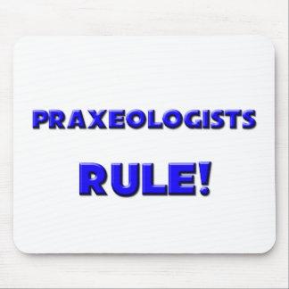 Praxeologists Rule! Mouse Pad