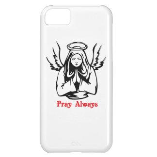 Pray Always iPhone 5C Case
