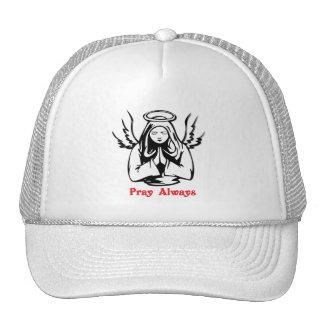 Pray Always Trucker Hat