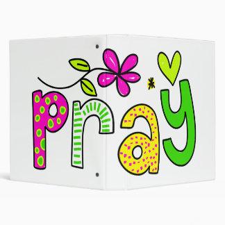 Pray Binder