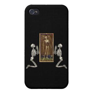 Pray Death Card iPhone 4/4S Case