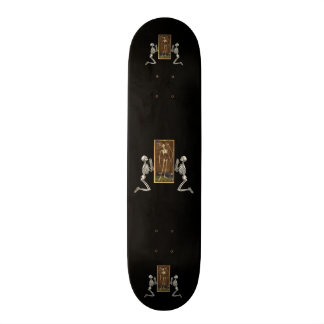 Pray Death Card Skateboard Deck