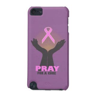 Pray For A Cure iPod Touch (5th Generation) Case