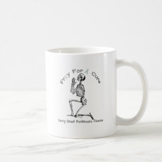 Pray For A Cure-Parkinson s Disease Coffee Mugs