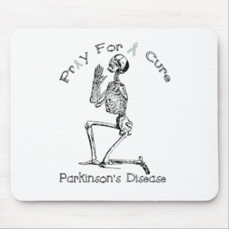Pray For A Cure-Parkinson's Disease Mouse Pad