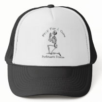 Pray For A Cure-Parkinson's Disease Trucker Hat