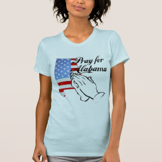 Pray for Alabama T-Shirt