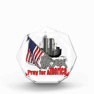 Pray for america award