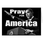 Pray For America Cards