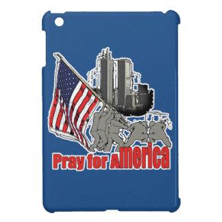 Pray for america iPad mini covers