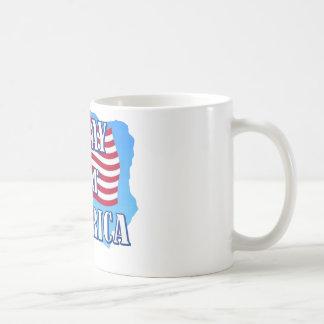 PRAY FOR AMERICA.png Coffee Mug