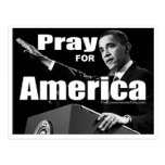 Pray For America Post Cards