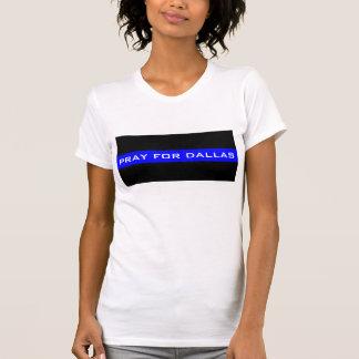 Pray For Dallas Police Matter T-Shirt