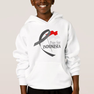 Pray for Indonesia Hoodie