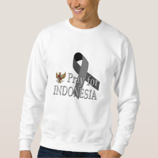 Pray for Indonesia Sweatshirt