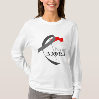Pray for Indonesia T-Shirt