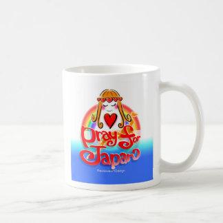 Pray for JAPAN 2 mug w/Love