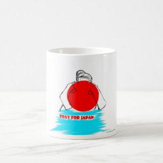 Pray for Japan Coffee Mug