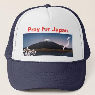 Pray for Japan hat
