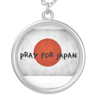 Pray For Japan Necklace