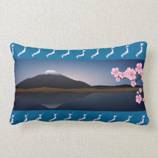 Pray for Japan oblong pillow