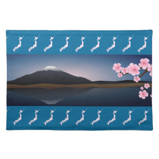 Pray for Japan placemat