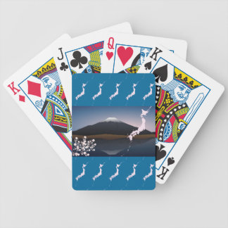 Pray for Japan playing cards