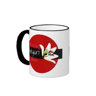 PRAY FOR JAPAN - SAYURI mug