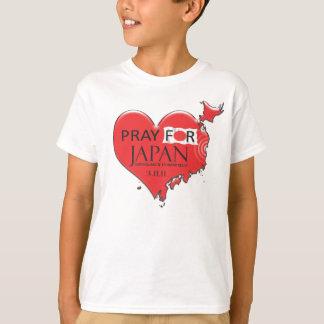 PRAY FOR JAPAN T-Shirt