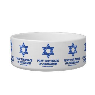 Pray for Jerusalem Bowl