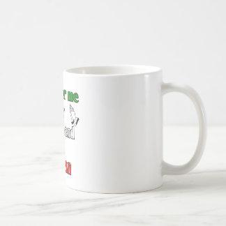 Pray For Me My Girlfriend Is Italian Coffee Mugs