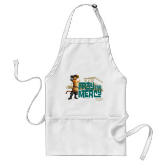 Pray for Mercy (blue) 2 Adult Apron
