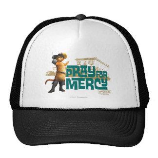 Pray for Mercy (blue) 2 Mesh Hats