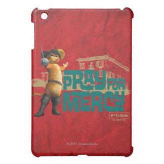 Pray for Mercy (blue) 2 iPad Mini Case