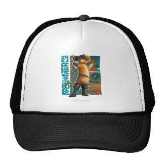 Pray for Mercy (blue) Trucker Hat