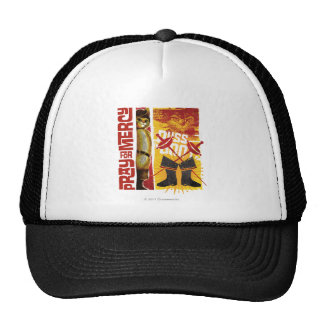 Pray for Mercy (red) Hat
