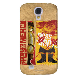 Pray for Mercy (red) Samsung S4 Case