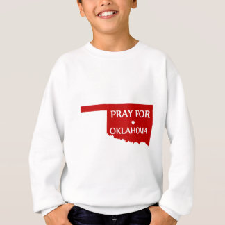 Pray for Oklahoma Sweatshirt