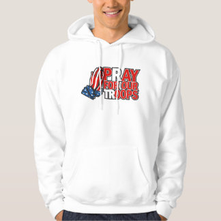 Pray for Our Troops - Pay for our 'oops' Hoodie