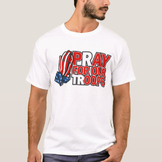 Pray for Our Troops - Pay for our 'oops' T-Shirt