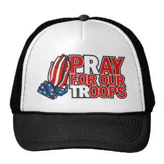 Pray for Our Troops - Pay for our 'oops' Trucker Hat