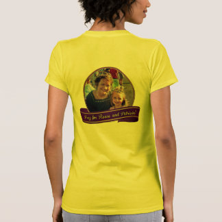 Pray for Reese and Patricia! Woman's T-Shirt