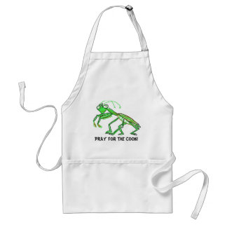 Pray for the Cook Adult Apron