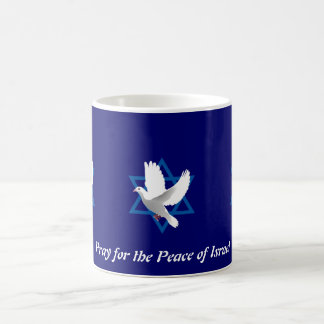 Pray for the Peace of Israel - Mug