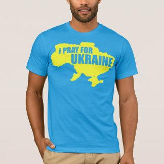 Pray For Ukraine- High End Shirt