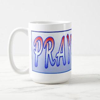 PRAY FOR USA MUG MUG