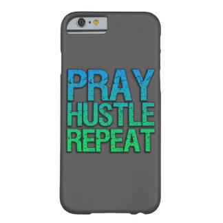 Pray Hustle Repeat Phone case