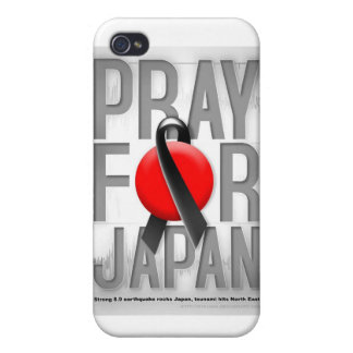 Pray Japan Iphone case iPhone 4 Covers